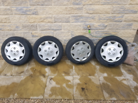 """14"""" inch Ford tyres"""