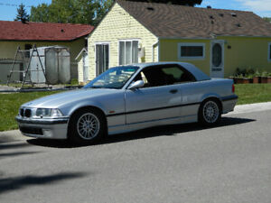 1998 BMW 328i convertible with hard top for sale
