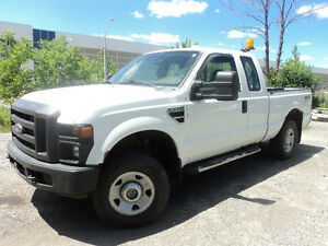 2008 Ford F-250 XL 4X4 OFF ROAD PACKAGE SUPER DUTY PICK