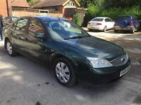 Ford Mondeo 1.8 2004.25MY LX