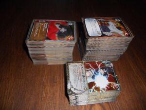 Lot de Carte holographique Naruto