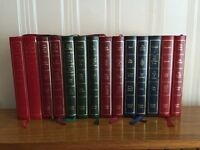 Set of readers digest books