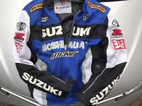 Joe Rocket Replica jacket cloth size large