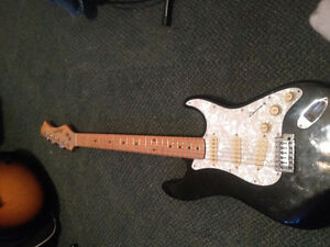 Older Harmony Electric guitar
