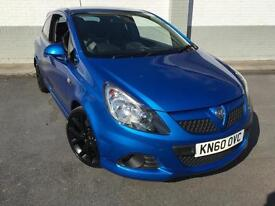 2011 60 Vauxhall Corsa VXR Turbo 3 DOOR ONLY 44000 MILES WITH FULL SERVICE