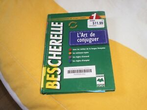 The famous Bescherelle - French Verb Book