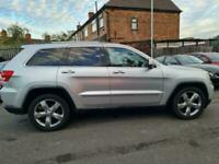 2011 Jeep Grand Cherokee 3.0 CRD Limited 4WD 5dr SUV Diesel Automatic
