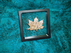 22KT GOLD MAPLE LEAF Kitchener / Waterloo Kitchener Area image 3