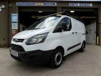 2016 Ford Transit Custom 2.2 TDCi L1H1 Rhino Roof Rack