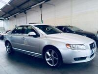 2008 Volvo S80 2.4 D5 SE Sport Geartronic 4dr