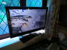 32inch Samsung smart tv 1080 hd