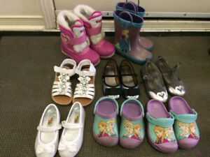 Girls Disney Crocs, Frozen & Dora the Explorer