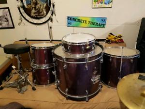 Pearl Forum Drumkit
