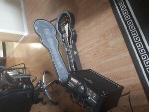 Epiphone Les Paul (left handed)
