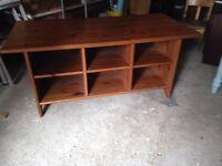 Pine Storage Table