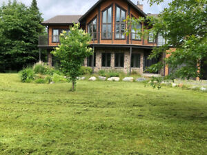 Cottage for Rent in the Eastern  Townships/ Eastman