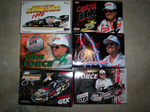 John Force Funny Car Collection ( Please READ ENTIRE Ad )