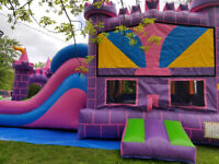Bouncy castle and carnival food rentals