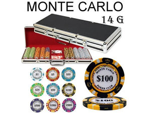 **** Tables de Poker, Liquidation *****