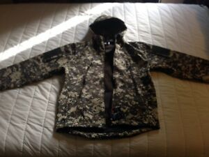 Digital Camo Tactical jacket