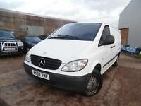 MERCEDES - BENZ VITO 109 2.1 DIESEL PANEL VAN SPARES AND REPAIRS