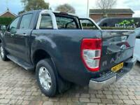 2017 Ford Ranger 2.2 LIMITED 4X4 DCB TDCI 4d 148 BHP PICK UP Diesel Automatic