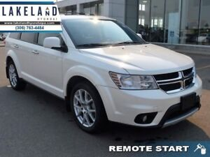 2014 Dodge Journey R/T  - Leather Seats -  Bluetooth -  Heated S