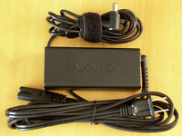 Sony Vaio Laptop Charger - 19.5V 3.3A Adapter / Power Brick