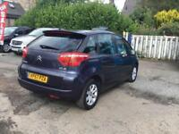 Citroen C4 Picasso 1.6HDi ( 110hp ) VTR+***3 MONTHS WARRANTY **FINANCE AVAILABLE