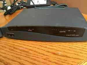 Pair (2X) Cisco 806 routers with power supplies Peterborough Peterborough Area image 5