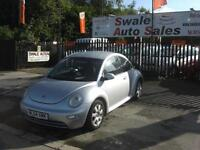 2004 VOLKSWAGEN BEETLE 2L ONLY 69,287 MILES IN FANTASTIC CONDITION