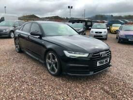 image for 2015 Audi A6 3.0 TDI Black Edition 4dr S Tronic SALOON Diesel Automatic