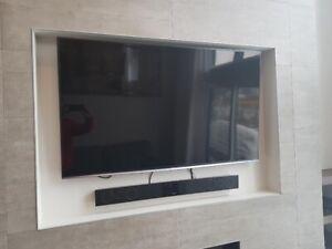 LG télé 58'' ultra HD Smart TV 4K