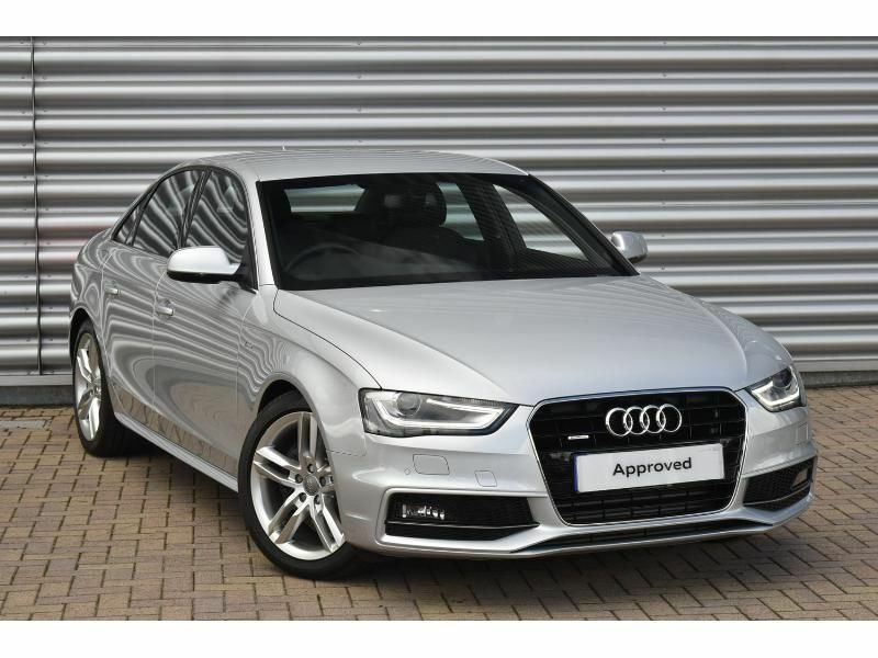 2014 audi a4 diesel saloon 3 0 tdi quattro s line 4dr s diesel silver automatic in exeter. Black Bedroom Furniture Sets. Home Design Ideas