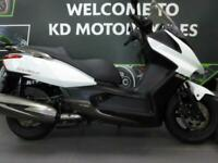 KYMCO DOWNTOWN 300 CC SCOOTER AUTOMATIC MAXI SCOOTER JUST 1600 MILES