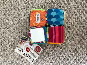 New with tags , Lamaze baby building blocks