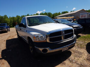 parting out 2006 dodge ram 1500