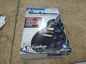 ROCKSMITH 2014 EDITION FOR PS4