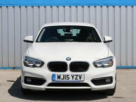 Bmw 1 Series 1.5 116D Se 2015 (15) • from £50.75 pw