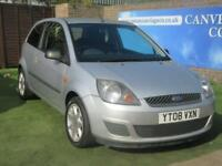 2008 Ford Fiesta 1.25 Style Climate 3dr