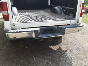 Ford F150 rear bumpers