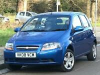 2008 Chevrolet Kalos 1.2 SE 5dr
