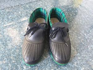Souliers de pluie