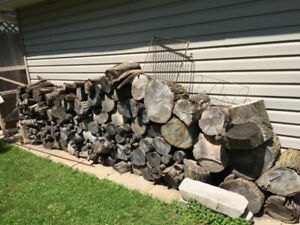 Hardwood, some mixed Fire- Pit Wood