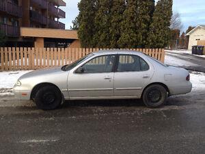 1996 Nissan Altima Sedan $1900 OBO