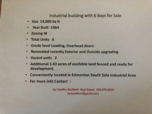 Commercial Properties for Sale in Edmonton