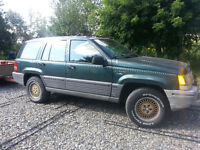 1994 Jeep Grand Cherokee Camionnette