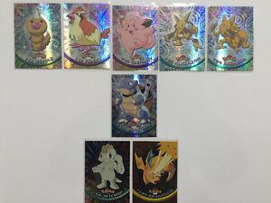 Cartes Pokemon Topps