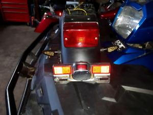 Honda Shadow Parts