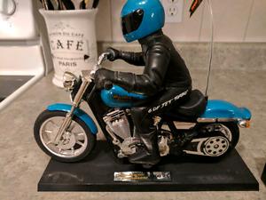 Tyco Harley Davidson remote control car 6.0V Jet Turbo